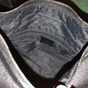 Gucci Bags - EUC Denim Gucci Bag